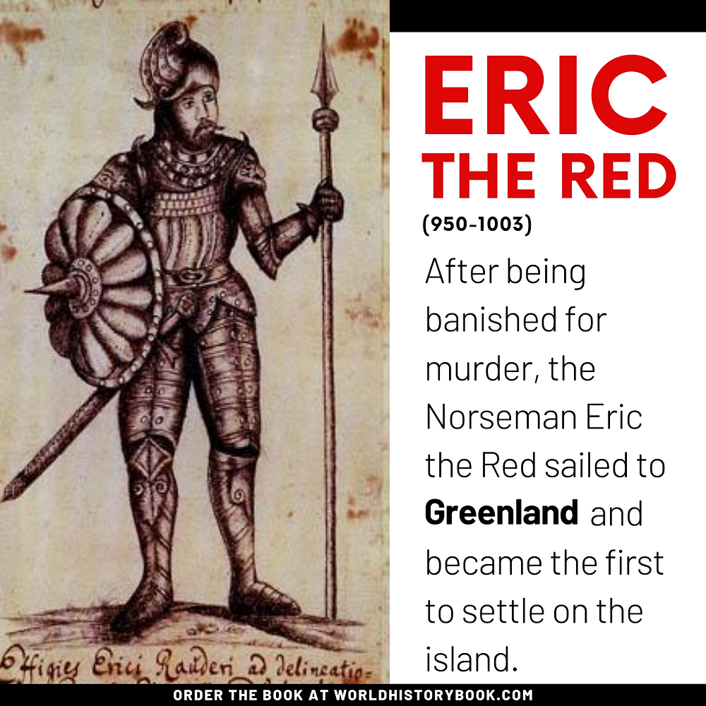 the great world history book stephan dinkgreve viking norse mythology eric the red greenland saga vinland