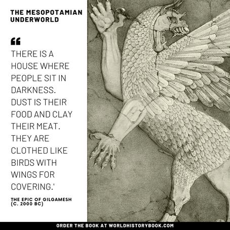THE MESOPOTAMIAN UNDERWORLD