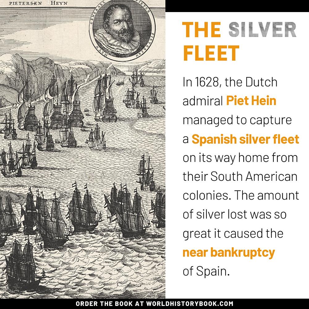 silver_fleet_piet_hein_spanish_dutch