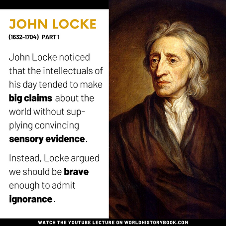 John locke on human understanding