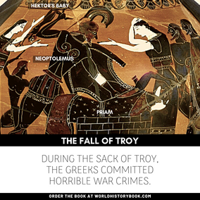 THE SACK OF TROY