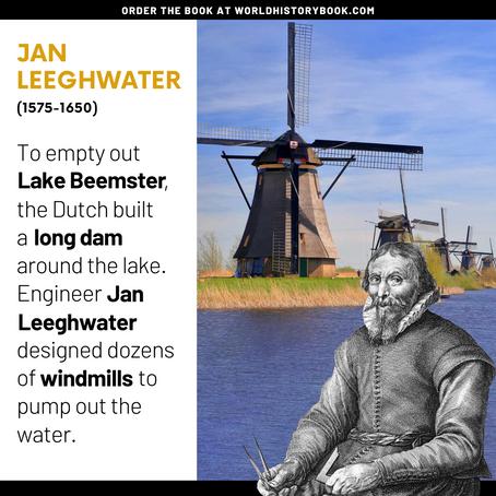 Jan Leeghwater