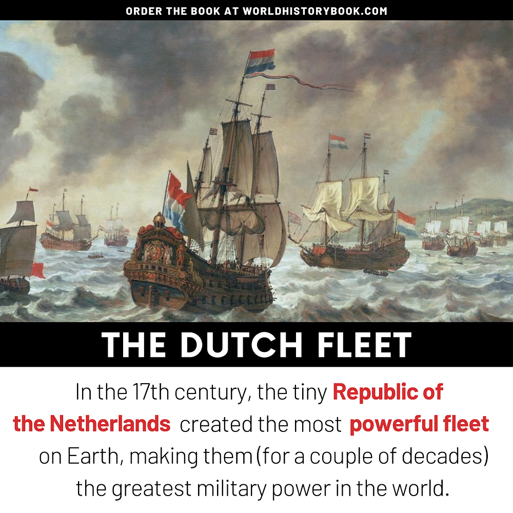 the great world history book VOC dutch history fleet dutch golden age