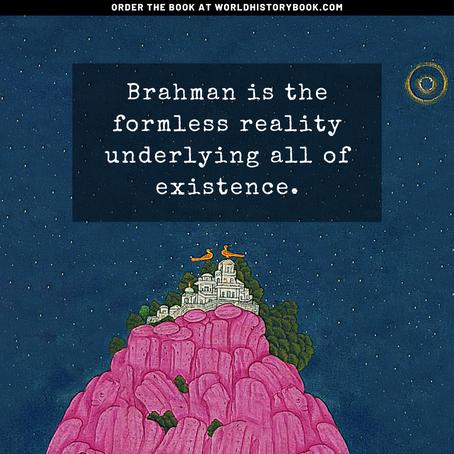 BRAHMAN = UNIVERSE
