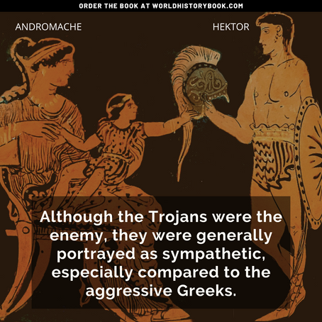 The noble Trojans
