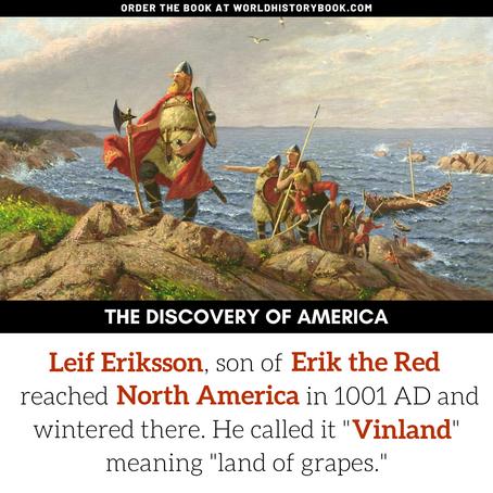 THE VIKING DISCOVERY OF AMERICA (II)