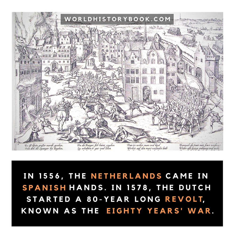 the great world history book stephan dinkgreve dutch golden age resistance eighty years' war dutch independence