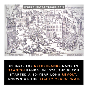 THE Eighty years' War