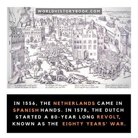 THE Eighty years' War