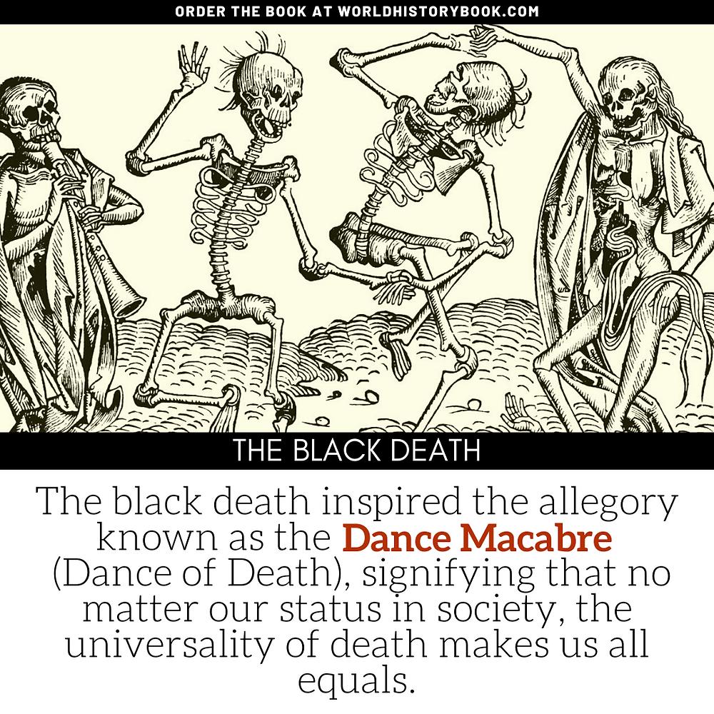 the great world history book stephan dinkgreve renaissance florence black death plague dance macabre