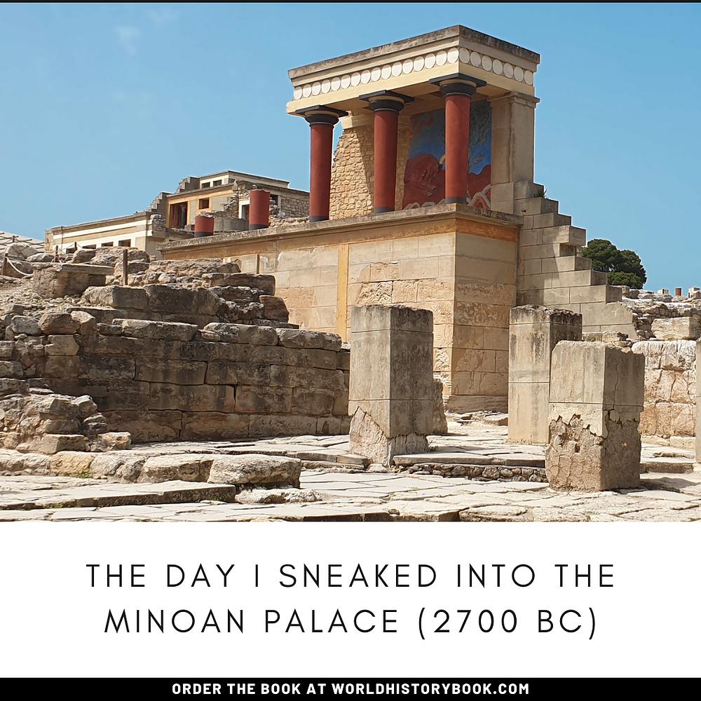 the great world history book stephan dinkgreve ancient greece mycenae mycenaeans minoan knossos