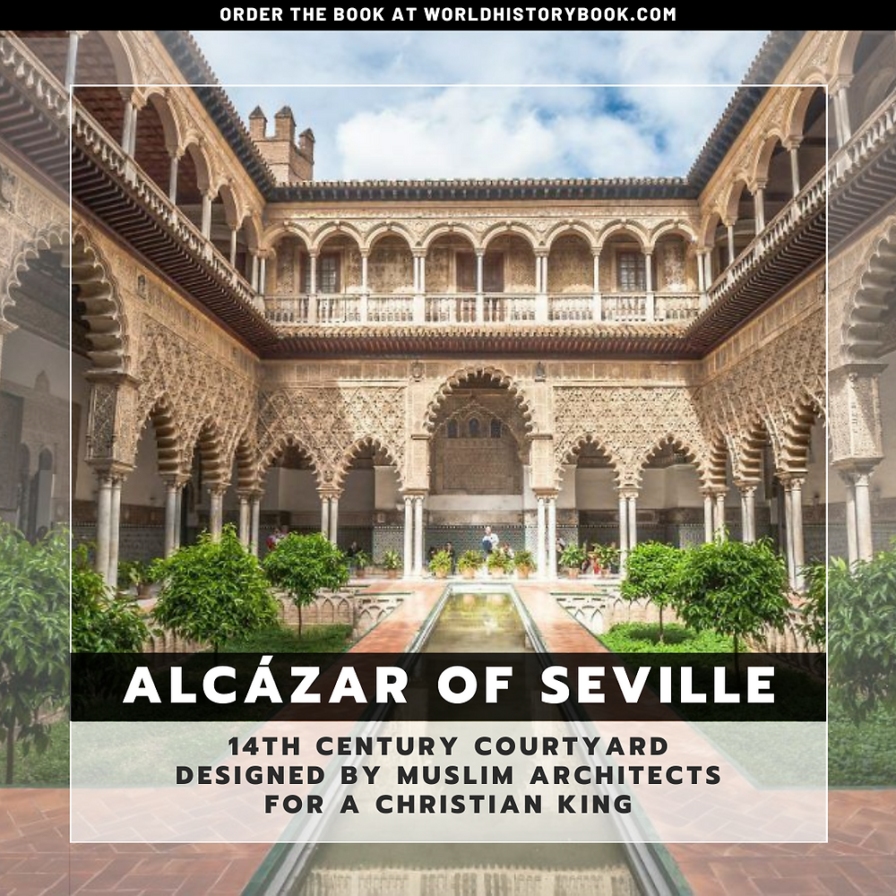 abbasid caliphate islamic golden age baghdad moorish spain reconquista alcazar of seville
