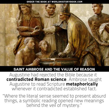 Saint Ambrose & Reason