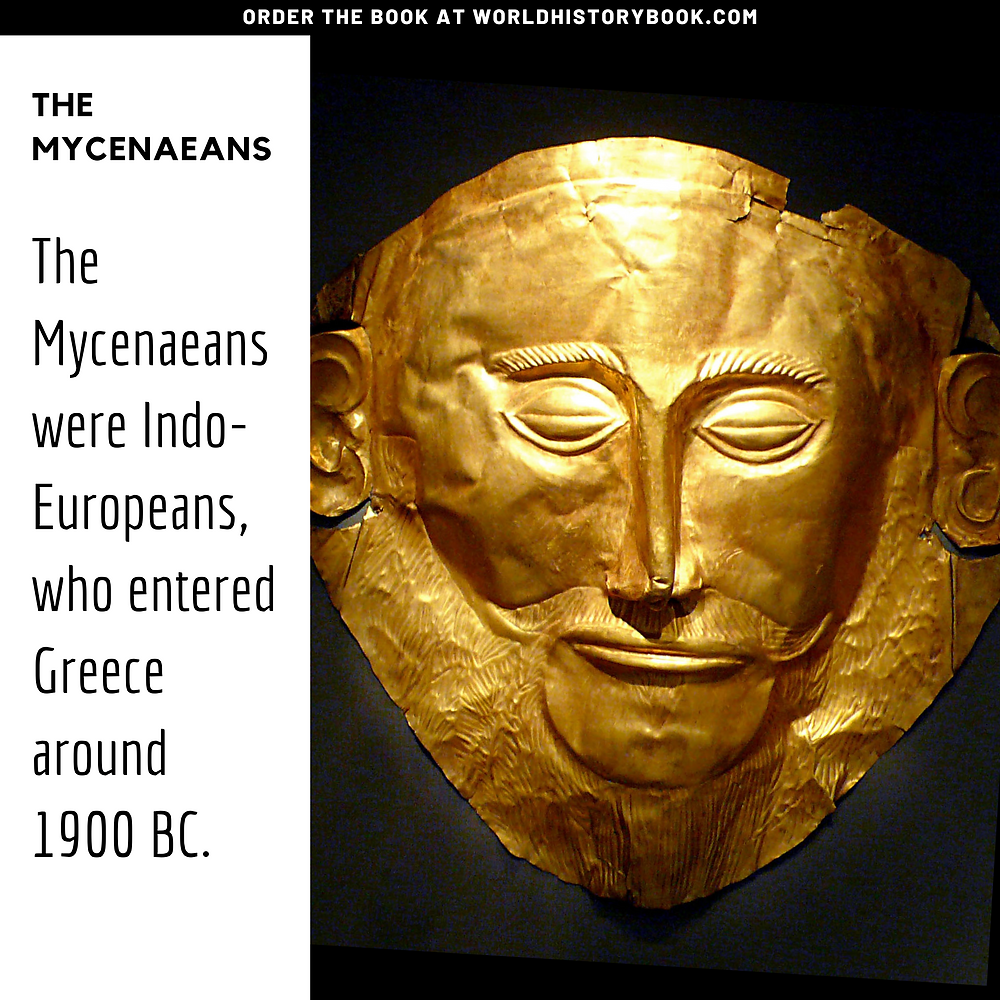 the great world history book stephan dinkgreve ancient greece mycenae mycenaeans mask agamemnon