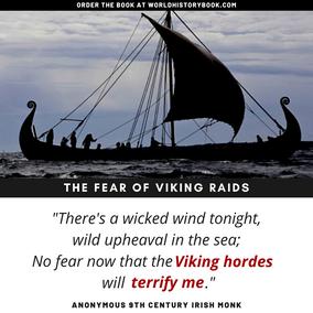 FEAR OF VIKINGS