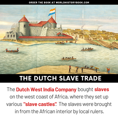 The Dutch Triangular Trade