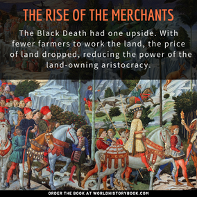 THE RISE OF THE MERCHANTS