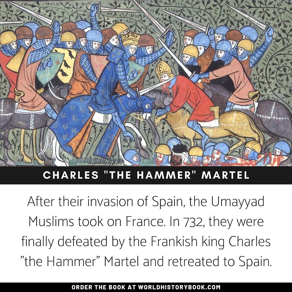 the great world history book stephan dinkgreve abbasid caliphate islamic golden age baghdad moorish spain reconquista charles martel
