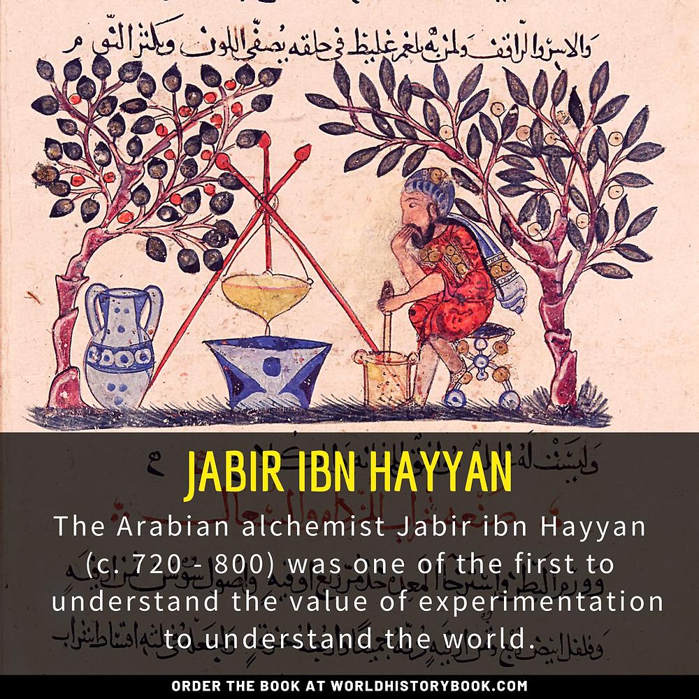 the great world history book stephan dinkgreve medieval middle ages alchemy philosophers stone homunculus jabir ibn hayyan science