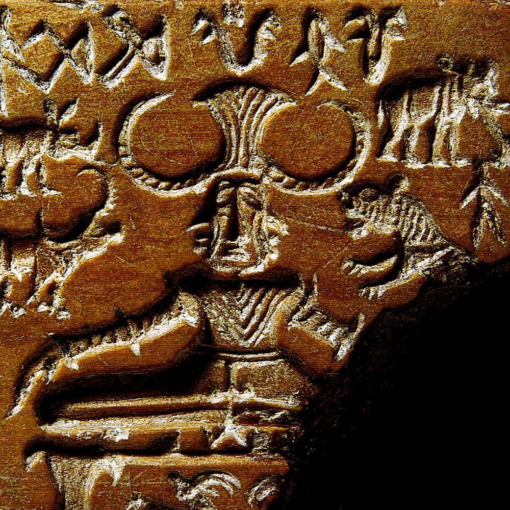 the great world history book stephan dinkgreve india indus valley vedas upanishads yoga pashupati seal lotus posture mohenjo-daro