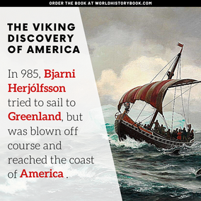 THE VIKING DISCOVERY OF AMERICA