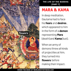 Mara and Kama