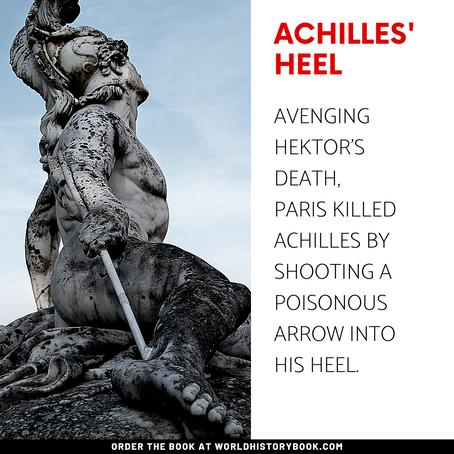ACHILLES'S HEEL