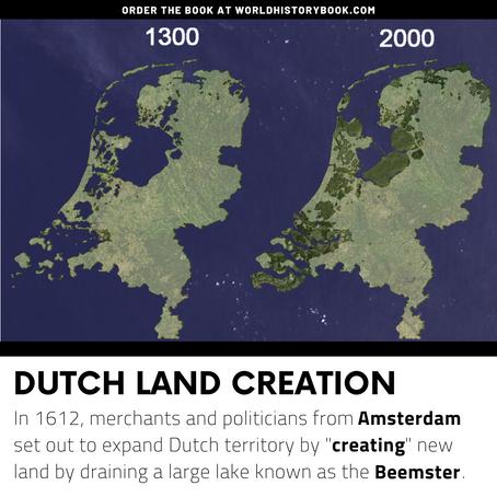 dutch land creation