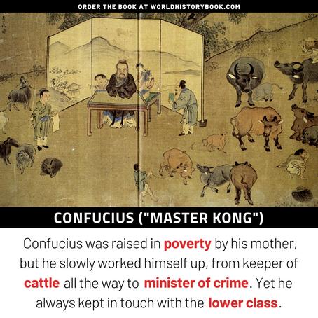 """Confucius (""""Master Kong"""")"""