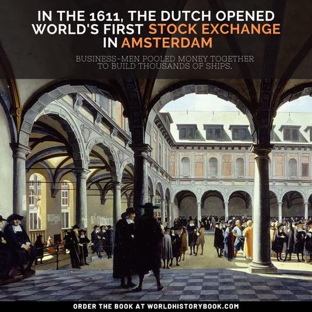 the amsterdam stock exchange