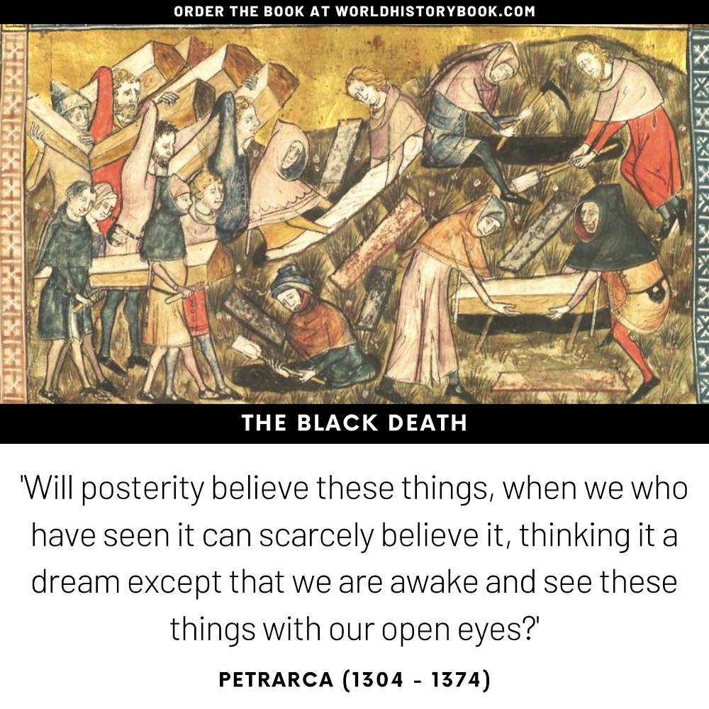 the great world history book stephan dinkgreve renaissance florence black death plague petrarch