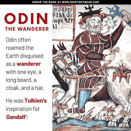 ODIN THE WANDERER