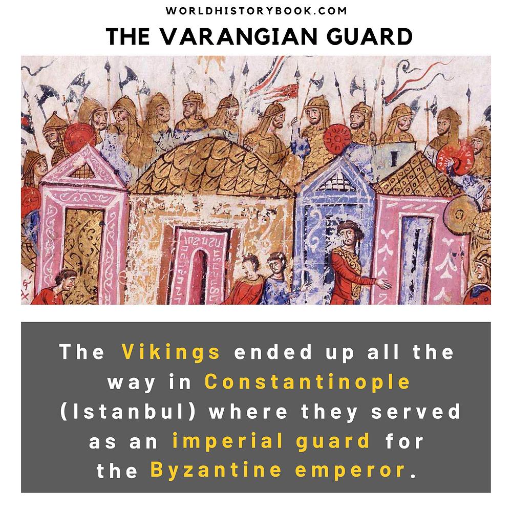 the great world history book stephan dinkgreve viking norse mythology varangian guard byzantine