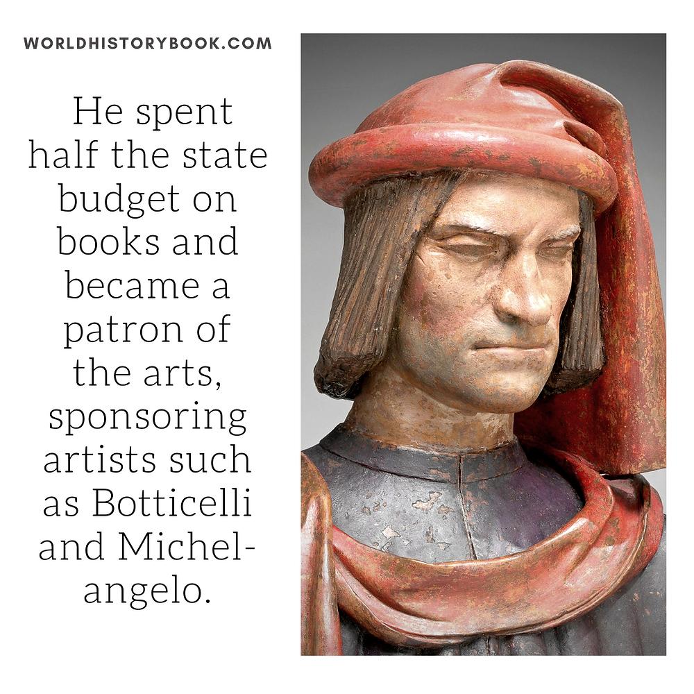 the great world history book stephan dinkgreve renaissance florence lorenzo de medici michelangelo