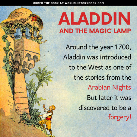 THE TRUTH ABOUT ALADDIN