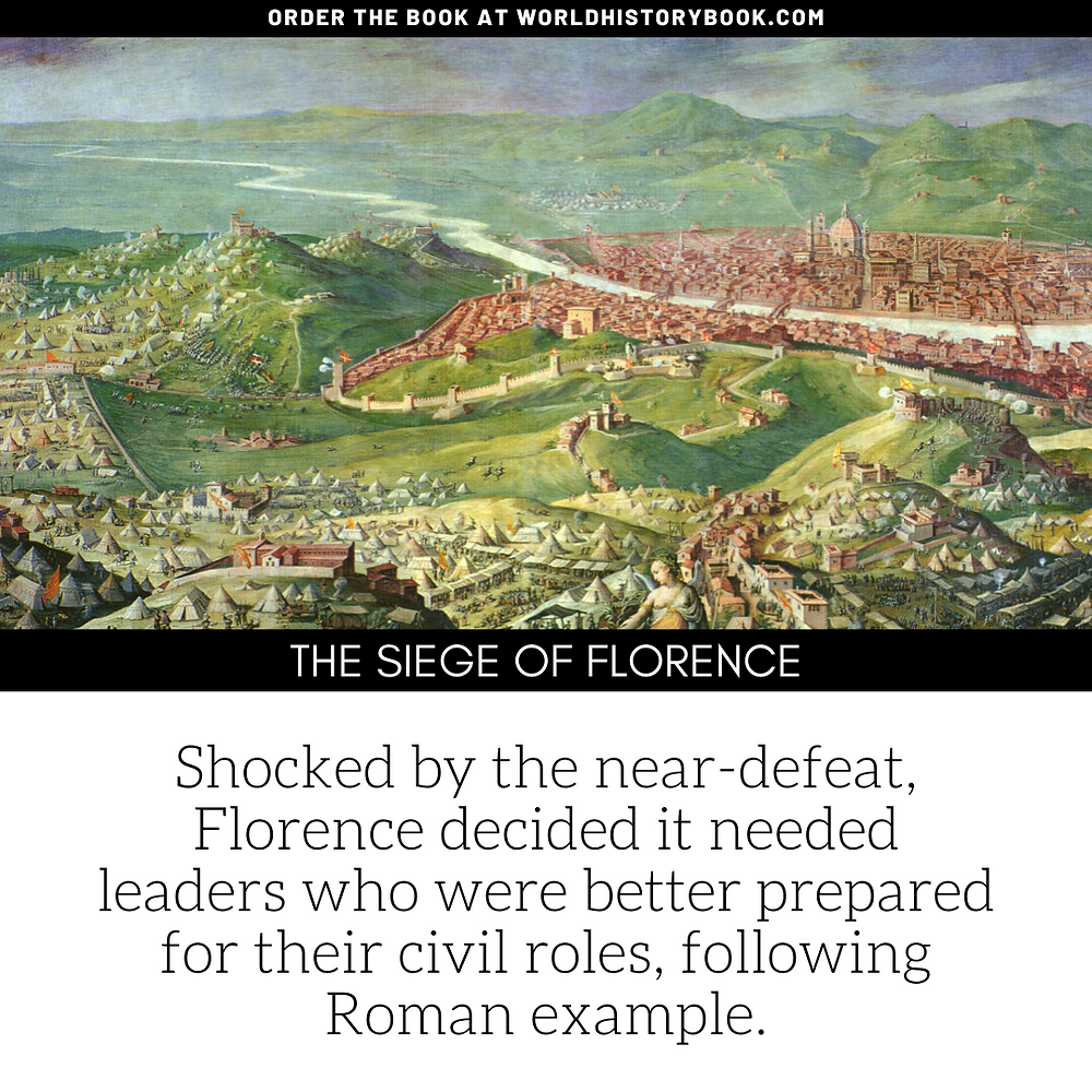 the great world history book stephan dinkgreve renaissance florence milan siege civic humanism