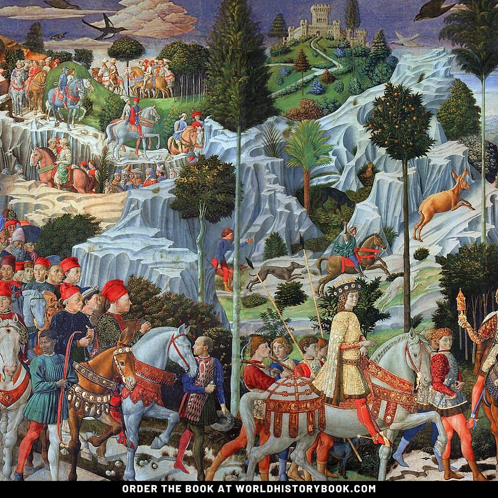 the great world history book stephan dinkgreve renaissance florence merchants black death medici banking