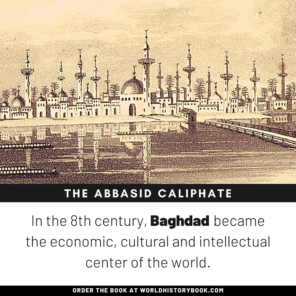the great world history book stephan dinkgreve abbasid caliphate islamic golden age baghdad