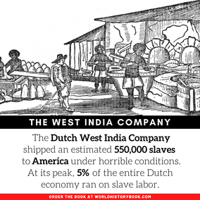The West India Company