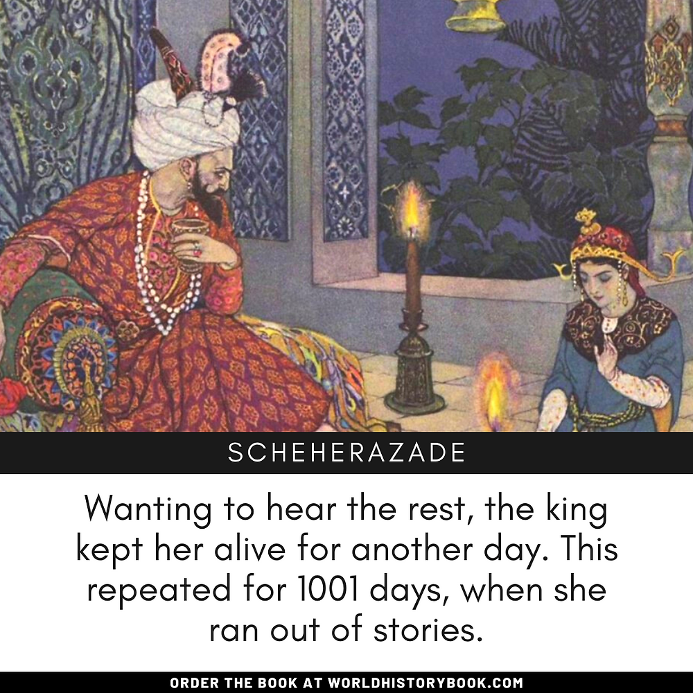 the great world history book stephan dinkgreve arabian nights one thousand and one nights scheherazade