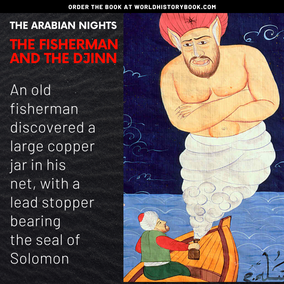 THE FISHERMAN AND THE DJIN