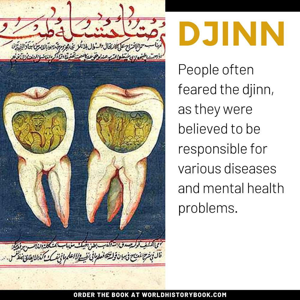 the great world history book stephan dinkgreve arabian nights one thousand and one nights djinn genie islam