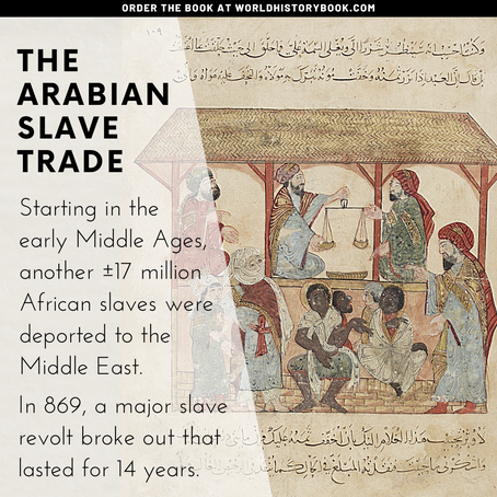 THE ARABIAN SLAVE TRADE