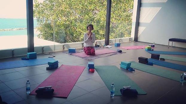 Namaste❤ Ready for an OMazing Yoga class