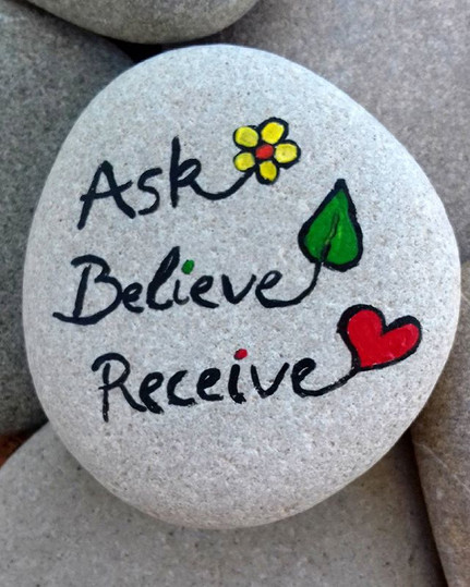 BELIEVING involves thinking,talking and