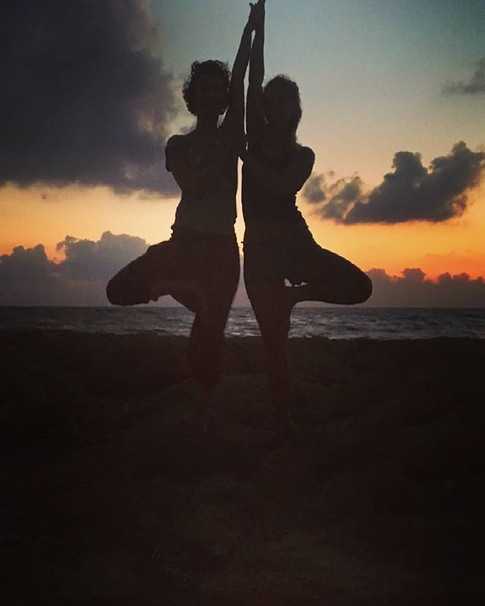 Life is better with Yoga. Life is better together.