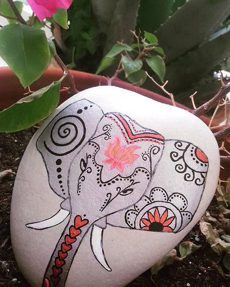 Ganesha - the Elephant God of the hindu