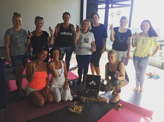 #yogajourney _#essentialoils _#doterraes