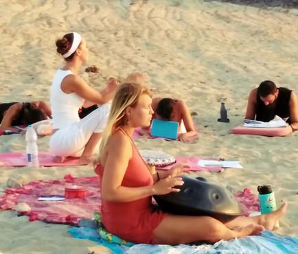 Yin Yoga & Handpan Fusion