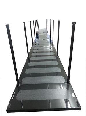 Carbon gangway